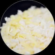 焼く前のチーズデニッシュ
